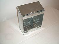 Автокормушка для кроликов с крышкой на 2,5 кг.