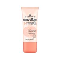 Essence camouflage 2 in 1 make-up & concealer 10