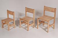 Детский деревянный стульчик №24