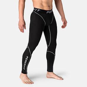 Компрессионные штаны Peresvit Air Motion Compression Leggins Black, фото 2