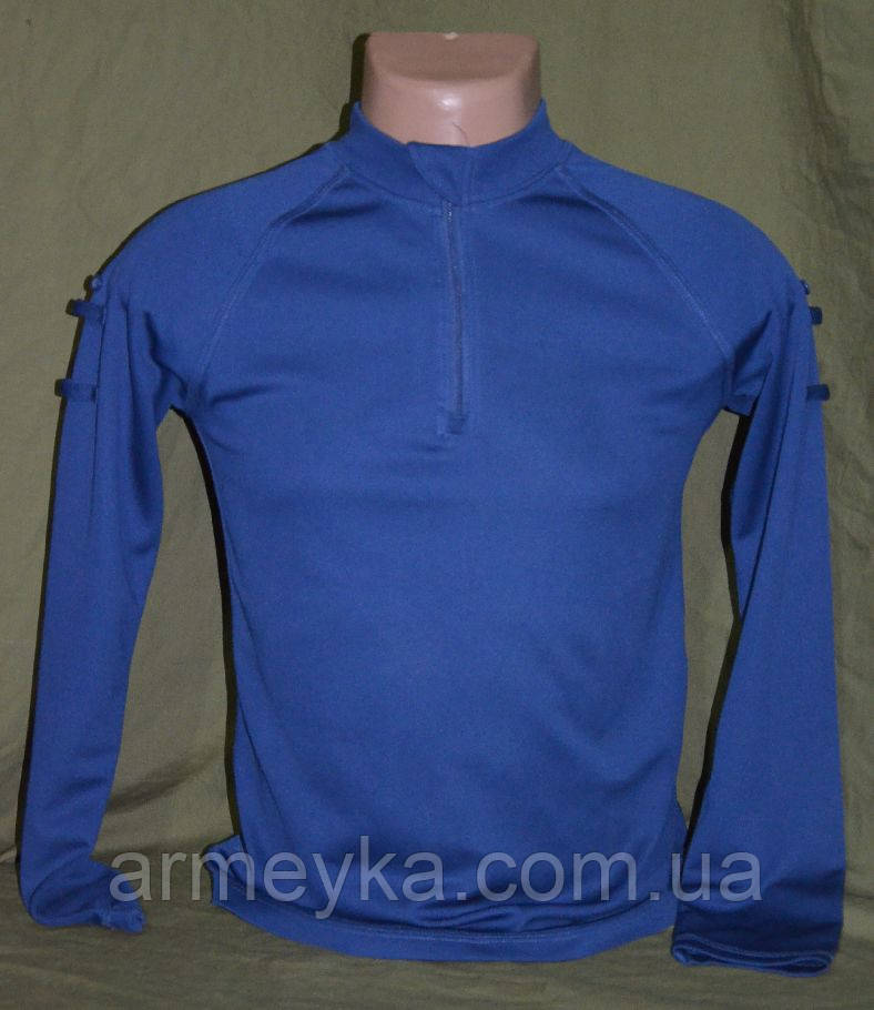 CoolMax футболка-реглан,  синяя. Великобритания, оригинал.