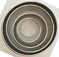 Кольца для гарнира металл 4шт. (код 05137)