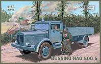 BUSSING NAG 500S 1/35 IBG 35010