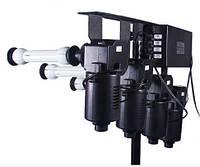 Электрическая система подвешивания фонов на 4 фона  модель NG-4RES