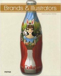 Графический дизайн. Brands & Illustrators. Бренды и иллюстраторы