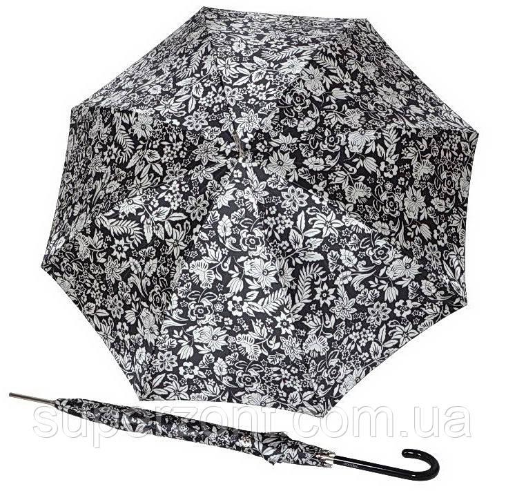 Стильный женский зонт-трость полуавтомат Doppler 714765I03