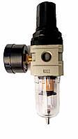 Редуктор пневматический + фильтр для очистки воздуха  ZHOLO AV 2000-02