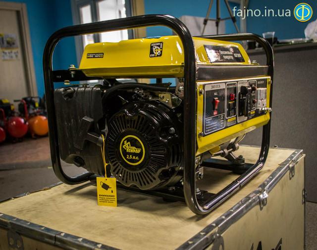 Бензиновый генератор Кентавр КБГ 089 фото 3