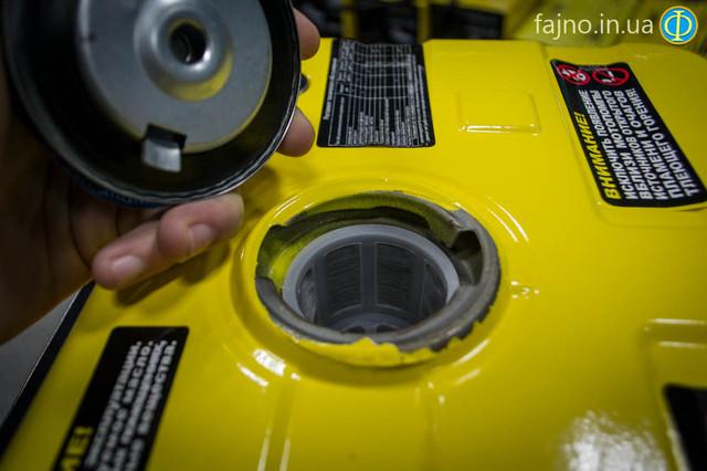 Бензиновый генератор Кентавр КБГ 089 фото 6