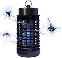 Лампа ловушка для комаров и насекомых Electronic Mosquito Killer Lamp - уничтожитель насекомых