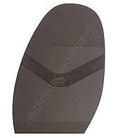 Подметка резиновая BISSELL, art.520, цв. коричневый