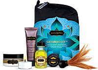 Набор интимной косметики Kama Sutra Getaway Kit