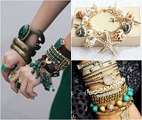 Женские и мужские браслеты