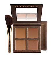 Палетка с кистью LORAC Take Me To Tantego Tantalizer Bronzer Palette & Brush