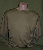 Термофутболка потоотводящая олива/T-shirt coolmax olive, UA. НОВАЯ.