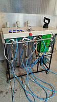 Оборудование для металлизации стекла, дерева, пластика