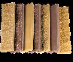 РубелЭко Плитка фасадная ПФ ( с фаской ) цвет в ассортименте, фото 2