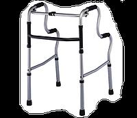 Ходунки алюминиевый (не шагающие, без колес) KY962L