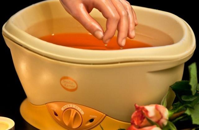 Парафиновые ванночки для рук