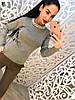 Свитер в стиле Chanel с жемчугом , фото 3