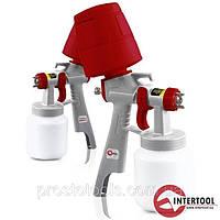 Электрический краскораспылитель Intertool Hvlp 1.5 мм DT-5045