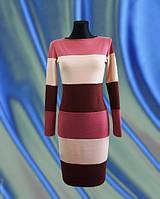 Трикотажное платье осень-зима модель Karen