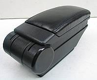 Chevrovet Aveo T300 подлокотник Hody черный