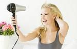 Что такое ионизация в фене для волос?