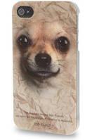 "Чехол ""Dog"" для iPhone 4/4S"