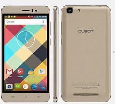 Смартфон ORIGINAL Cubot Rainbow (1Gb/16Gb) Gold Гарантия 1 Год!