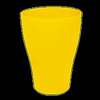 Стакан, Желтый, 0,25 л