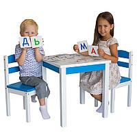 Купить детские столы и стулья от производителя Киев