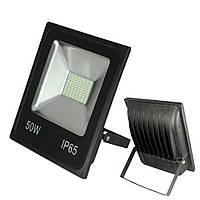 Светодиодный прожектор 50w Standart 6500K 4000Lm  IP65 SMD (LED прожектор уличный)