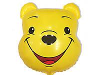Воздушный шарик из фольги Винни Пух 56 х 52 см.