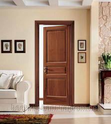 Двери межкомнатные деревянные из массива Ясеня., фото 2