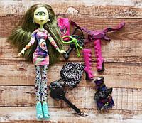 Monster High Кукла Айрис Клопс из серии Я люблю моду