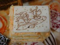 Шоколадный декор, украшения на детские торты и пирожные