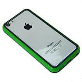Бампер для iPhone 5C - зеленый
