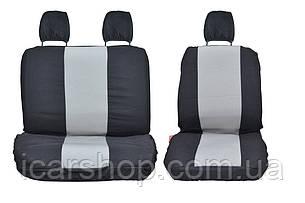 Чехлы на сидение Fiat Scudo 1995-2003, 1+2
