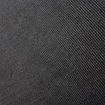 Трикотаж черный хлопок с вискозой чулком , фото 2