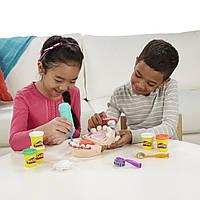 Пластилин Play-Doh  Мистер Зубастик набор пластилина Dr Drill N Fill  Hasbro, фото 1