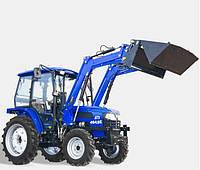 Погрузчик фронтальный двухчелюстной ПФ400.3-2 (к трактору JM244/JM244E/JMT3244) ДТЗ