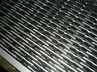 Решетка придверная резиновая Волна М 22 мм
