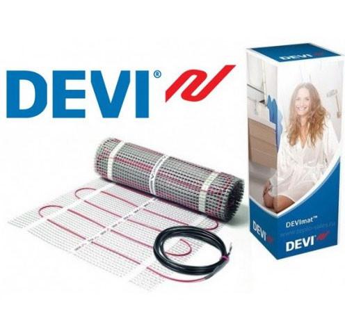 Двожильний нагрівальний мат DEVIcomfort™ 9 кв.м
