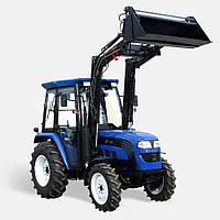 Погрузчик фронтальный для сыпучих материалов ПФ400.3 (к трактору JM244/JM244E/JMT3244) ДТЗ