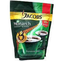 Кофе Якобз Монарх растворимый 205 г