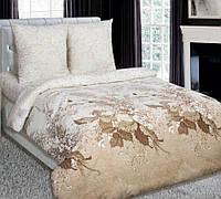 Постельное белье Адажио, поплин 100%хлопок - Евро комплект