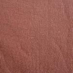 Трикотаж натуральный вязаный по кругу , ткань  шир 70см коньяк, фото 3