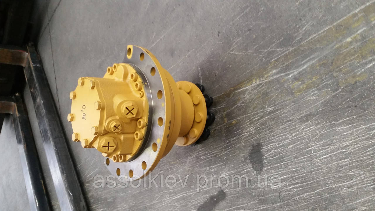 Гидромотор фрезы SIMEX PL4520 - ООО «Ассоль-Украина» в Киеве