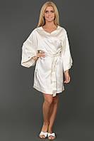 Эксклюзивный халат-накидка из шелка GLAM от  Hamam размер L
